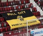 Bandiera di Hull City A.F.C.