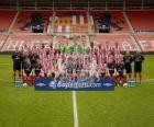 Formazioni di Sunderland A.F.C. 2008-09