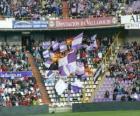Bandiera di Real Valladolid C. F.