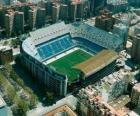 Stadio di Valencia C.F - Mestalla -