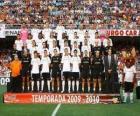 Formazioni di Valencia C.F 2009-10