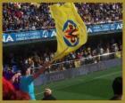 Bandiera di Villarreal C.F.
