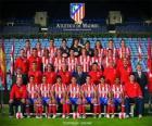 Formazioni di Atlético de Madrid 2008-09