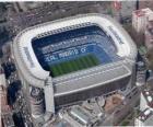 Stadio di Real Madrid - Santiago Bernabéu -