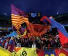 F. C. Barcelona bandiera