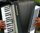 La fisarmonica è uno strumento musicale del vento. È stato inventato da Friedrich Buschmann nel 1822 in Germania