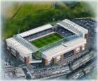 Stadio di Blackburn Rovers F.C. - Ewood Park -