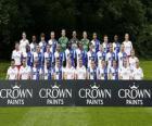 Formazioni di Blackburn Rovers F.C. 2009-10