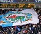 Bandiera di Blackburn Rovers F.C.
