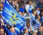 Bandiera di Portsmouth F.C.