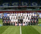 Formazioni di Bolton Wanderers F.C. 2008-09