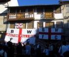 Bandiera di Bolton Wanderers F.C.