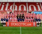 Formazioni di Stoke City F.C. 2008-09