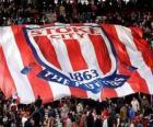 Bandiera di Stoke City F.C.