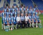 Formazioni di Wigan Athletic F.C.