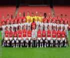 Formazioni di Arsenal F.C. 2009-10