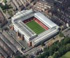 Stadio di Liverpool F.C. - Anfield -