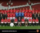 Formazioni di Manchester United F.C. 2008-09