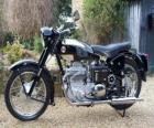 Classic moto stradale