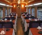 Carro del treno - Ristorante -