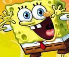 SpongeBob felice