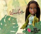 Sasha - Bunny Boo - Bratz è il primo African American. Il suo nome è Edith, è il narcisismo, ma questo è normale (per lei).