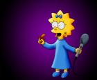 Piccola Maggie pronti a cantare