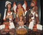 Figure in ceramica del Perù