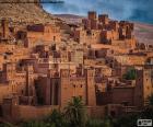 Ksar di Aït Ben Haddou, Marocco