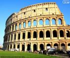 Il Colosseo, Roma, Italia