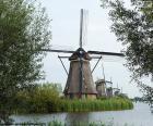 Mulini a vento di Kinderdijk, Paesi Bassi