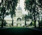 Royal Exhibition Building and Carlton Gardens, progettato dall'architetto Joseph Reed. Australia
