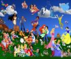 Principi e Principesse Disney