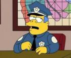 Clancy Winchester - Capo Winchester e il suo ufficio