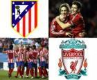 UEFA Europa League, semifinale 2009-10, Atlético de Madrid - Liverpool FC
