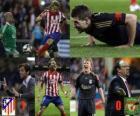 Atlético de Madrid 1 - FC Liverpool 0