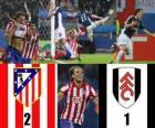 Europa League Final 2.009-10 Atletico Madrid 2 - Fulham FC 1