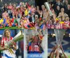 Champion Atletico Madrid, Europa League 2009-10