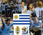 Selezione di Uruguay, Gruppo A, Sud Africa 2010