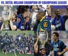 FC. Internazionale Milan Campione Champions League 2009-2010