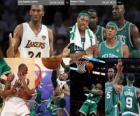 Finale NBA 2009-10, 2 ° gioco, Boston Celtics 94 - Los Angeles Lakers 103