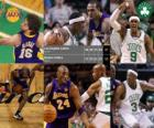 Finale NBA 2009-10, 3a parte, Los Angeles Lakers 91 - Boston Celtics 84