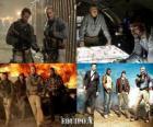 A-Team, il film segue le avventure di un comando di élite militare in Iraq per gli USA