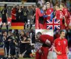 Deutschland - Inghilterra, ottavi di finale, Sud Africa 2010