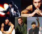 Eminem (EMINƎM) è un rapper