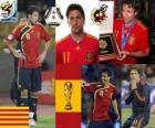 Joan Capdevila (Il incombustibile) difesa team spagnolo