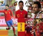 Cesc Fàbregas (Barcellona è il futuro) Centrocampista da seleção espanhola