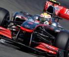 Lewis Hamilton - McLaren - Silverstone 2010