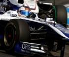 Rubens Barrichello - Williams - Hockenheim 2010