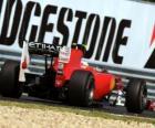 Fernando Alonso - Ferrari - Hungaroring, ungherese Grand Prix 2010